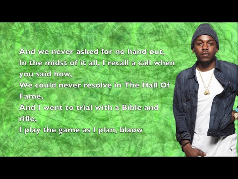 Kendrick Lamar - The Heart Pt. 3 (ft. Ab-Soul & Jay Rock) - Lyrics
