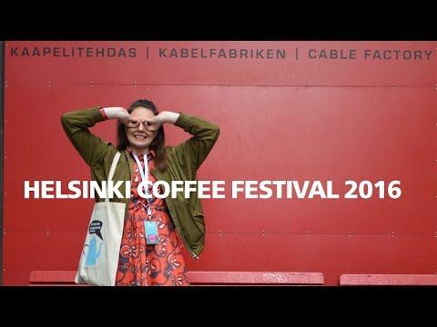 Helsinki Coffee Festival 2016