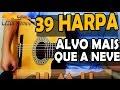 Aula de Violão Gospel - Hino da Harpa Cristã Alvo mais que a neve 39 (versão batida e dedilhada)