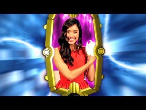 Power Rangers Megaforce Pink Ranger Christina Masterson