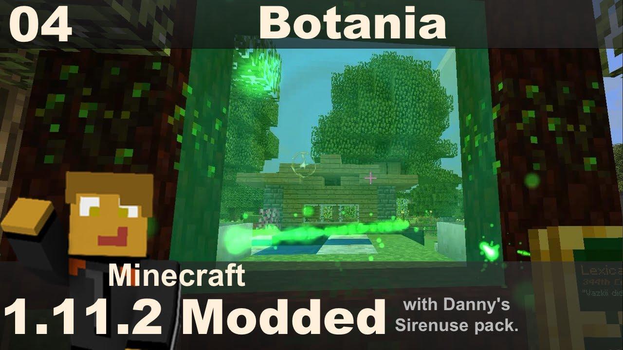 Modded 1 11 2 - Botania - Pure Daisy to Alfheim (E04) - Danny & Son