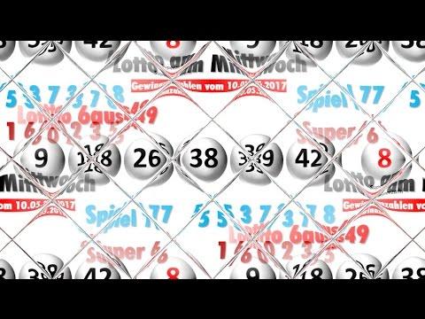 Mittwochs lotto zahlen