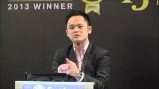 Influential Brands - The Future of Banking by Mr Louis Foo of DBS Bank Part-2