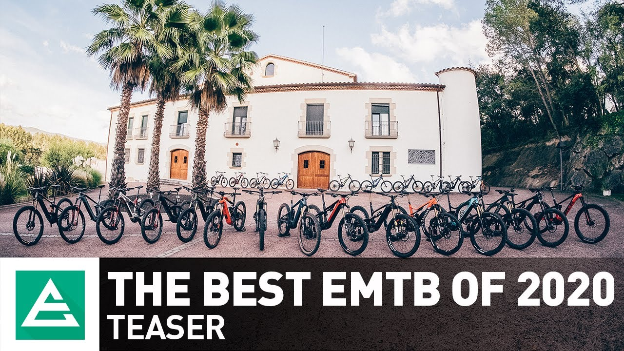 Top Home Builders 2020.Teaser The Best Emtb Of 2020 25 Bikes In Review