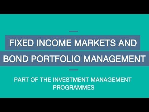 Fixed Income Portfolio Management   London Business School