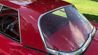 1964 Corvette tour