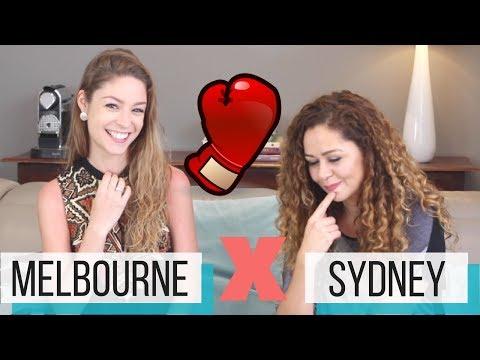 Custo de Vida | Sydney X Melbourne Com Bru Karine