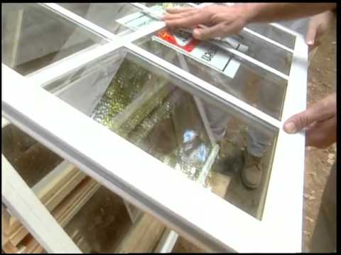 Installing a Mulled Window