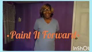 Paint it forward winner