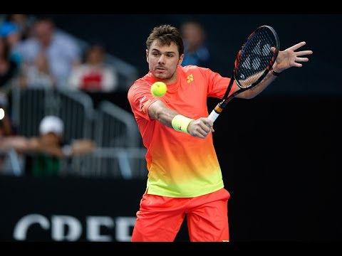 Stanislas Wawrinka vs Radek Stepanek Highlights ᴴᴰ Australian Open 2016