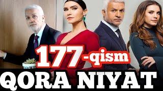 Qora niyat 177-qism uzbek tilida turk film кора ният 177-кисм