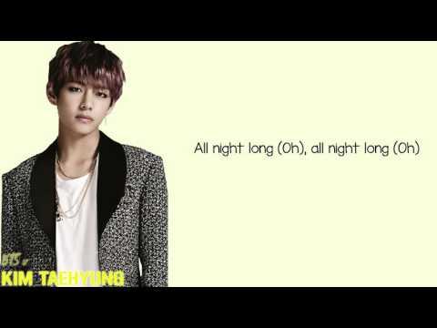 BTS「防弾少年団」- The Stars [Lyrics Kanji|Rom|Eng]