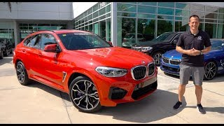 The M Performance badge has bee added to another BMW in their lineup with the ALL NEW X4M. Under the hood of the X4 M is a 3.0L twin-turbo inline-6 that ...