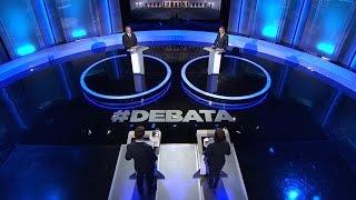 Debata prezydencka: starcie ws. in vitro