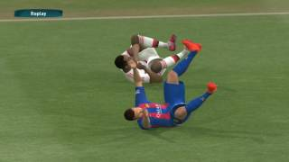 PES 2017 Demo PC Gameplay - FC Barcelona Vs CR Flamengo ULTRA SETTINGS