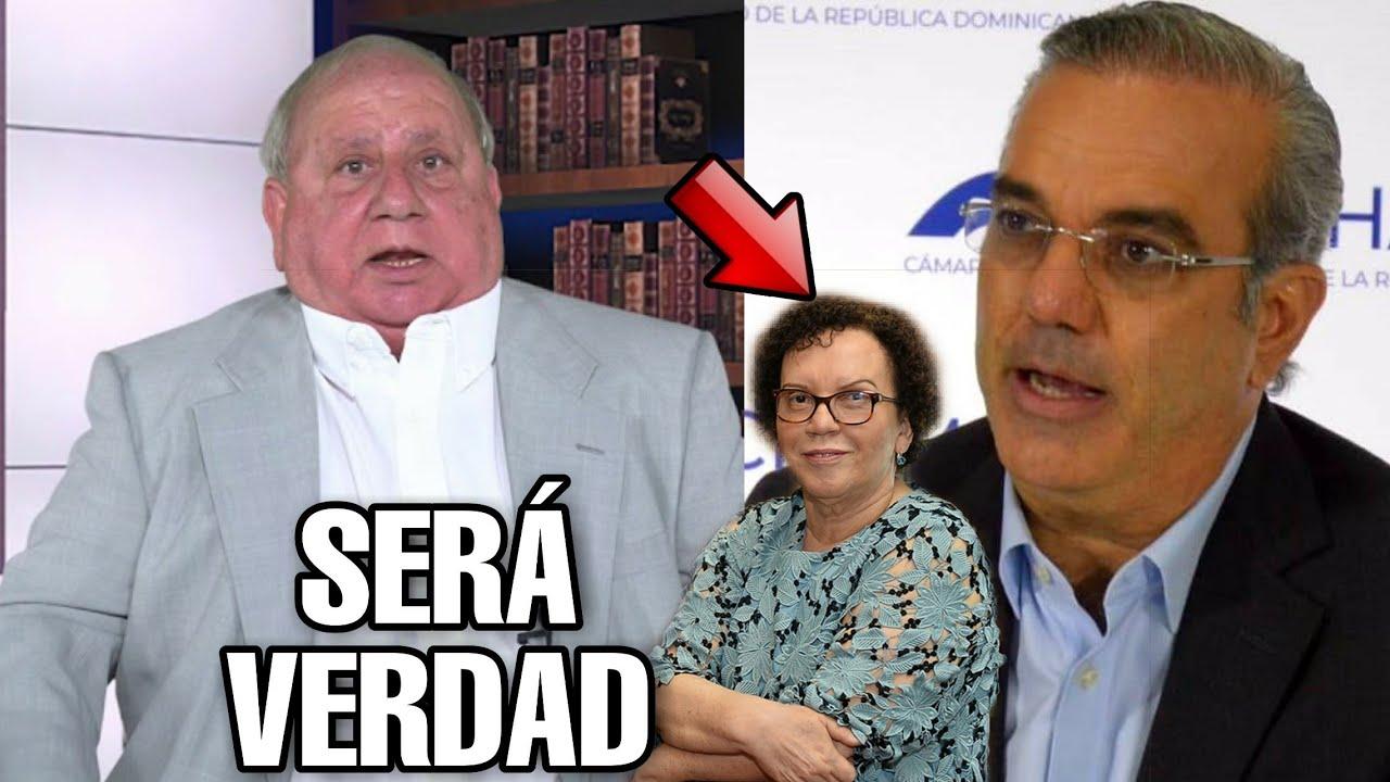 Fadul Le Dice A Luis Abinader Que ponga a Mirian Germán Como Procuradora
