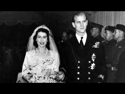 El Desastroso Día De Bodas De La Reina Isabel Youtube