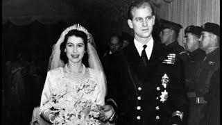 El desastroso día de bodas de la Reina Isabel