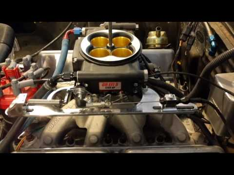 Fox Body - 331 / 12.5:1 cr / SBF on E85 and FiTech GO-8 1200 PA - FIXED!!!
