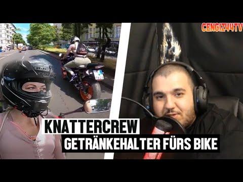 Cengiz44TV   KnatterCrew unterwegs in Berlin   Knatterlie überzeugt mit Body Cup Holder