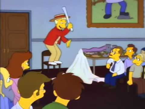 The Monorail Song- The Simpsons.