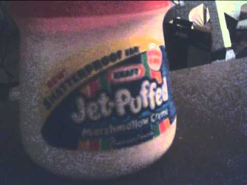 Black Man Reviews - Kraft Jet-Puffed Marshmallow Creme Fluff