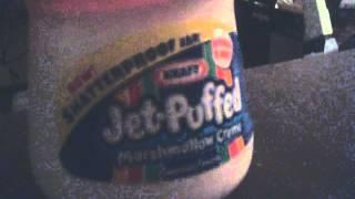 Black Man Reviews - Kraft Jet-Puffed Marshmallow Creme Fluff