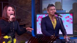 Performance ShiLi & Adi - Bersamamu/When I'm With You
