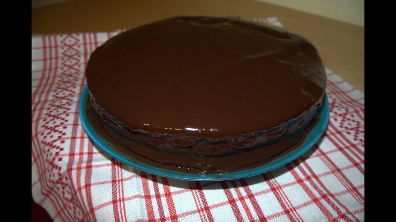 пражский торт без сгущёнки рецепт