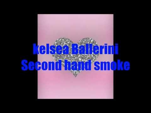 Kelsea Ballerini, Second Hand Smoke Lyrics Video