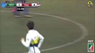 Jornada 2 Deportivo MAGO vs Tigres Dorados MRCI