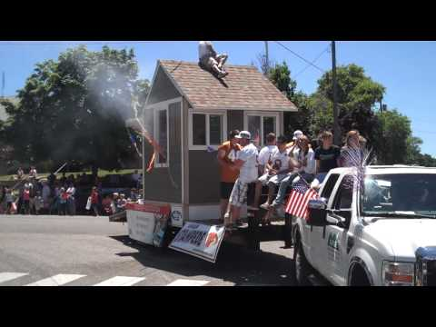 4th of July Lewiston and Hyrum Parade