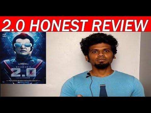 2.0 Movie Honest Review By Vinoth | Rajinikanth | Shankar| Akshay Kumar |endhiran 2.0|
