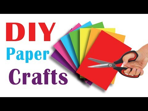 DIY Paper Star Wall Hanging | Paper Star Jhumar | Easy wall Hanging with Paper