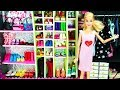 STORY WITH DOLLS:  Barbie Bathroom Bedroom Morning Routine - First Day of Work - Come Play with Me