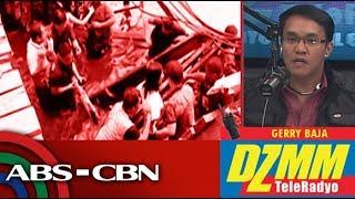 Kongresistang nag-iinspeksiyon ng pabahay nahulog sa tulay