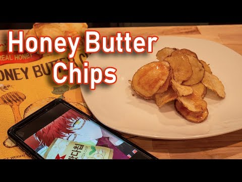 Honey Butter Chips From Mystic Messenger - FFCC