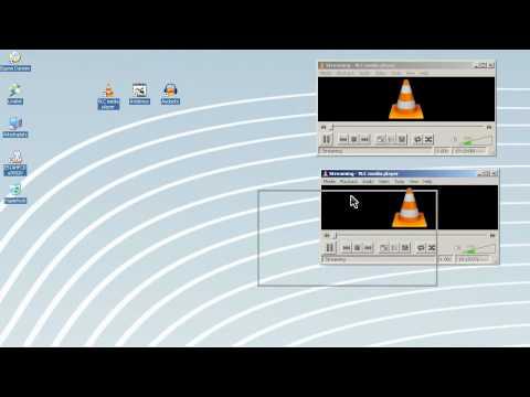 Erstellen eines Screencast mit dem VLC media player