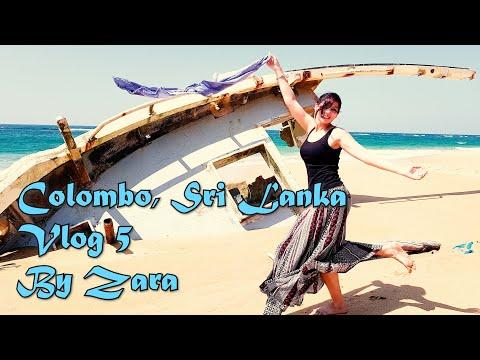 Colombo, Sri Lanka Trip - Vlog 5