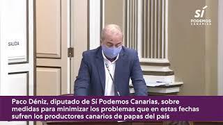 🥔 Paco Déniz:
