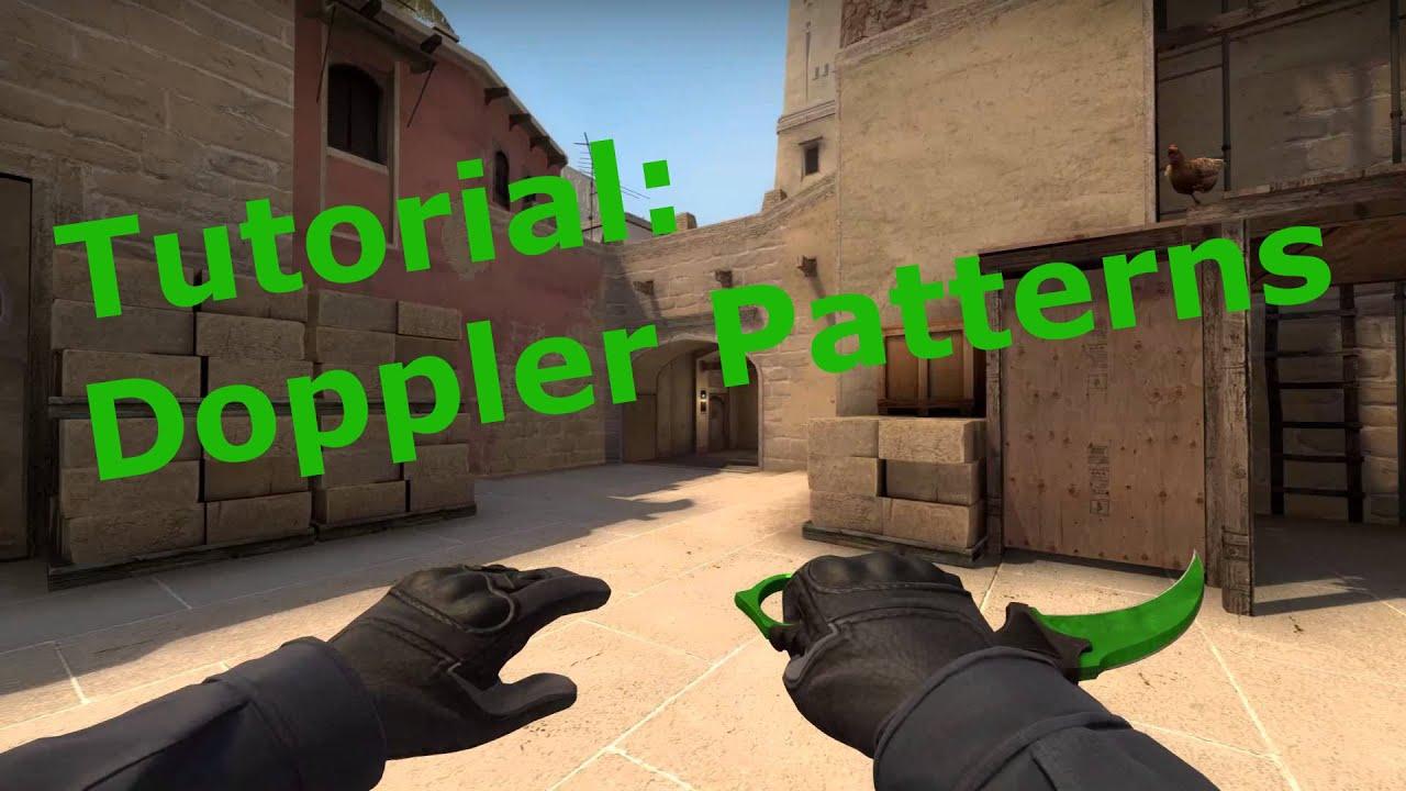 Doppler Pattern Tutorial Create Your Own Dopplers