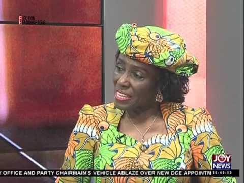 Upclose with Nana Konadu Agyemang Rawlings