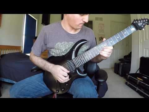 Opeth - Beneath The Mire Solos (With TAB)