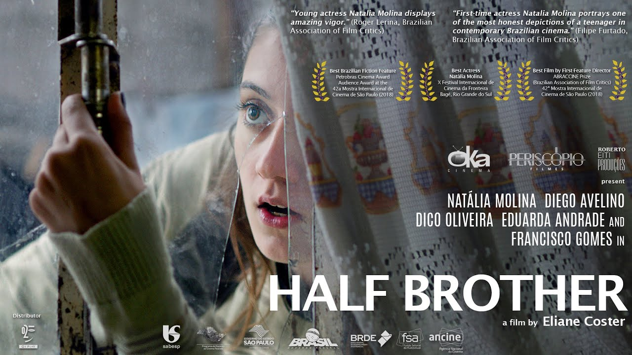 Movie of the Day: Half Brother (2021) by Eliane Coster