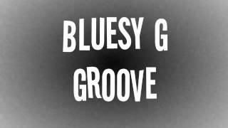 Bluesy Groove Jam Track (G Major)