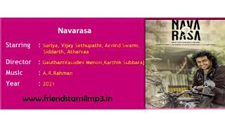 Hey Vizhum Idhayam YendhipPidi (8D sorround)(Thooriga) - Karthik  -Navarasa
