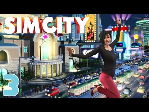 "Sim Vegas!! ""Sim City Reborn"" Ep.3"
