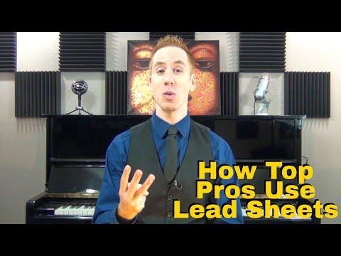 Lead Sheet Secrets - Create Great Arrangements Using Just Chords