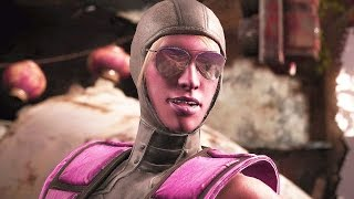 mortal kombat x cosplay pack skin gameplay cosplay skins cassie cage and jacqui briggs