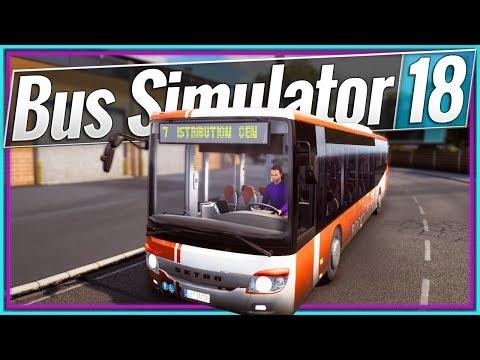 Bus Simulator 18   STORY TIME (#4)